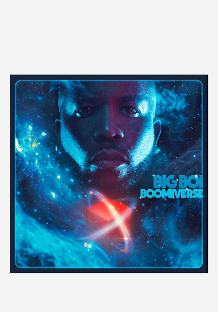 BIG BOI Boomiverse With Autographed CD Booklet