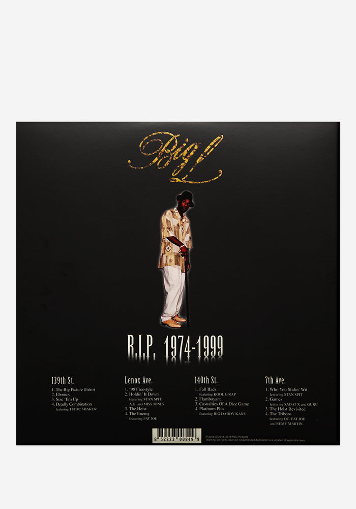 BIG L The Big Picture Exclusive 2LP