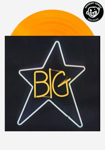 Big Star #1 Record Exclusive Color Vinyl