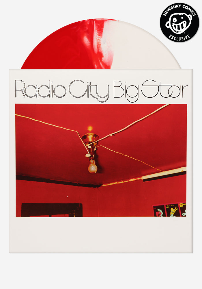BIG STAR Radio City Exclusive LP