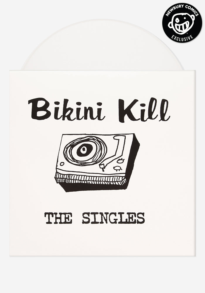 BIKINI KILL The Singles Exclusive LP