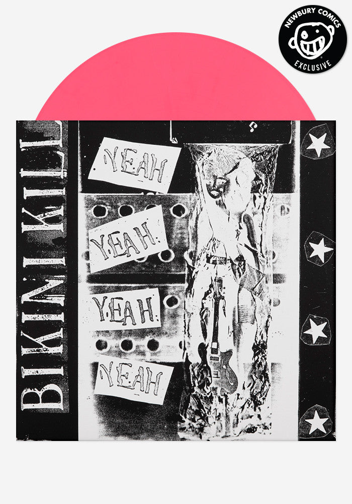 BIKINI KILL Yeah Yeah Yeah Yeah Exclusive LP