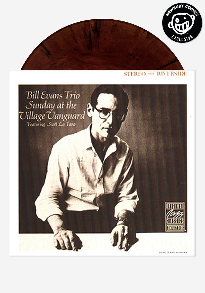 BILL EVANS TRIO Sunday At The Village Vanguard Exclusive LP