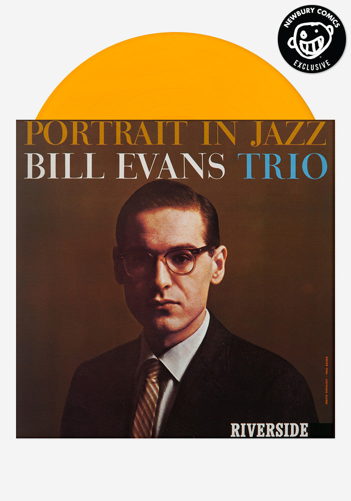 BILL EVANS TRIO Portrait In Jazz Exclusive LP