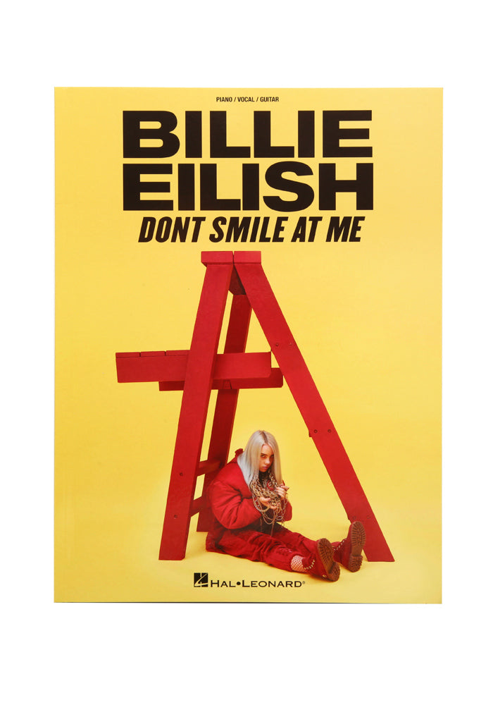BILLIE EILISH Don't Smile At Me Songbook