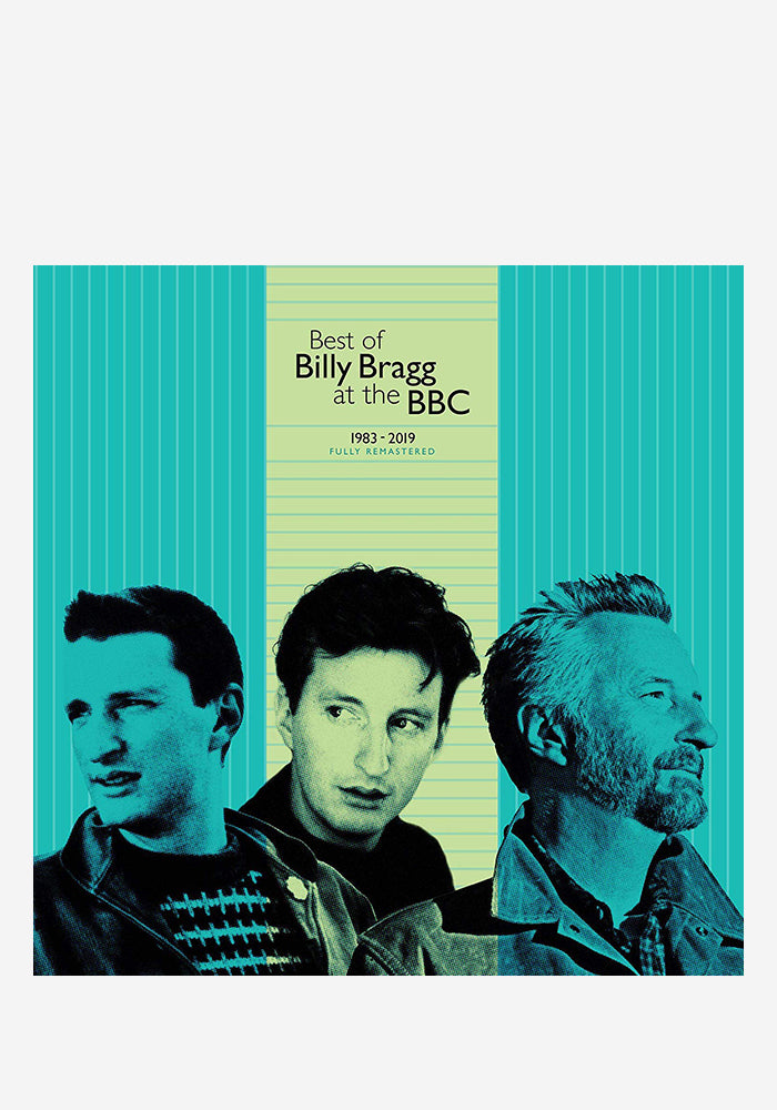 BILLY BRAGG Best Of Billy Bragg At The BBC 1983-2019 3LP