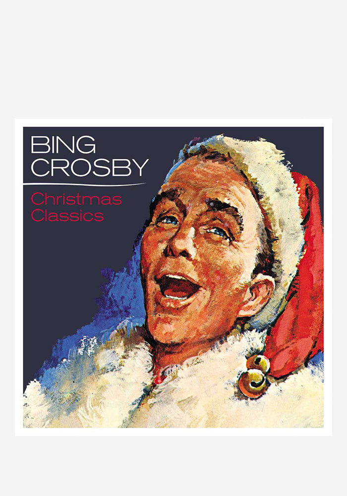 BING CROSBY Christmas Classics LP