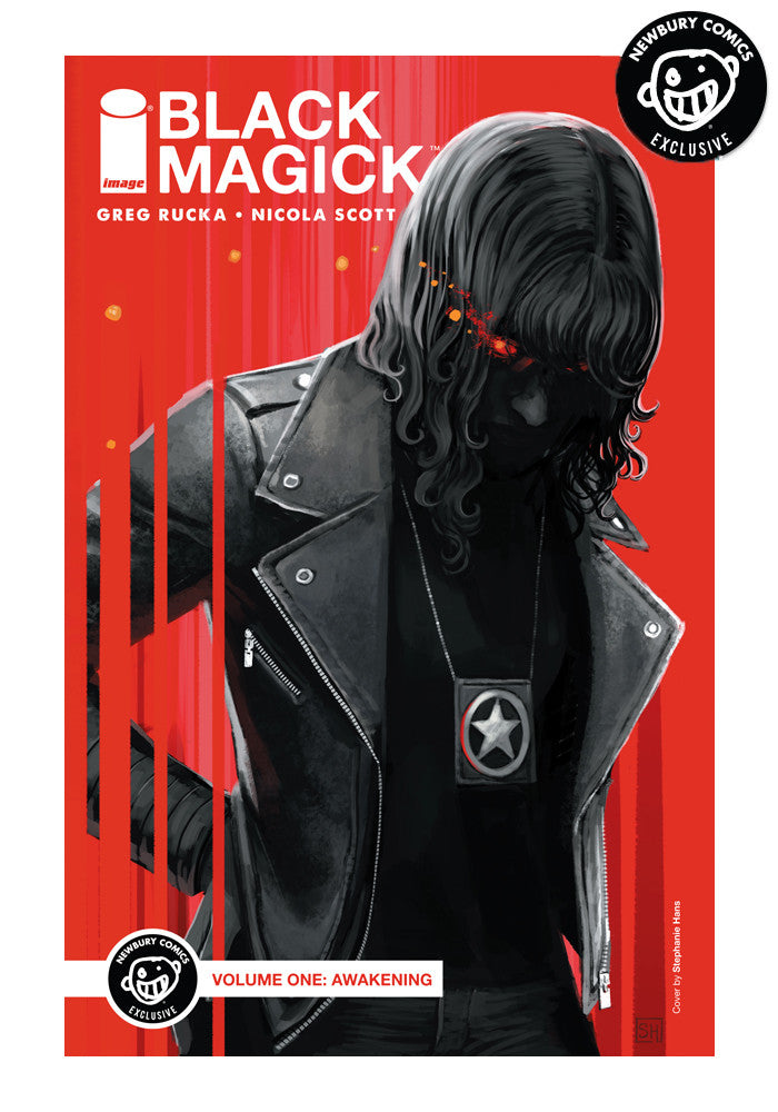 IMAGE COMICS Black Magick Vol 1: Awakening Part 1 Exclusive Variant Graphic Novel