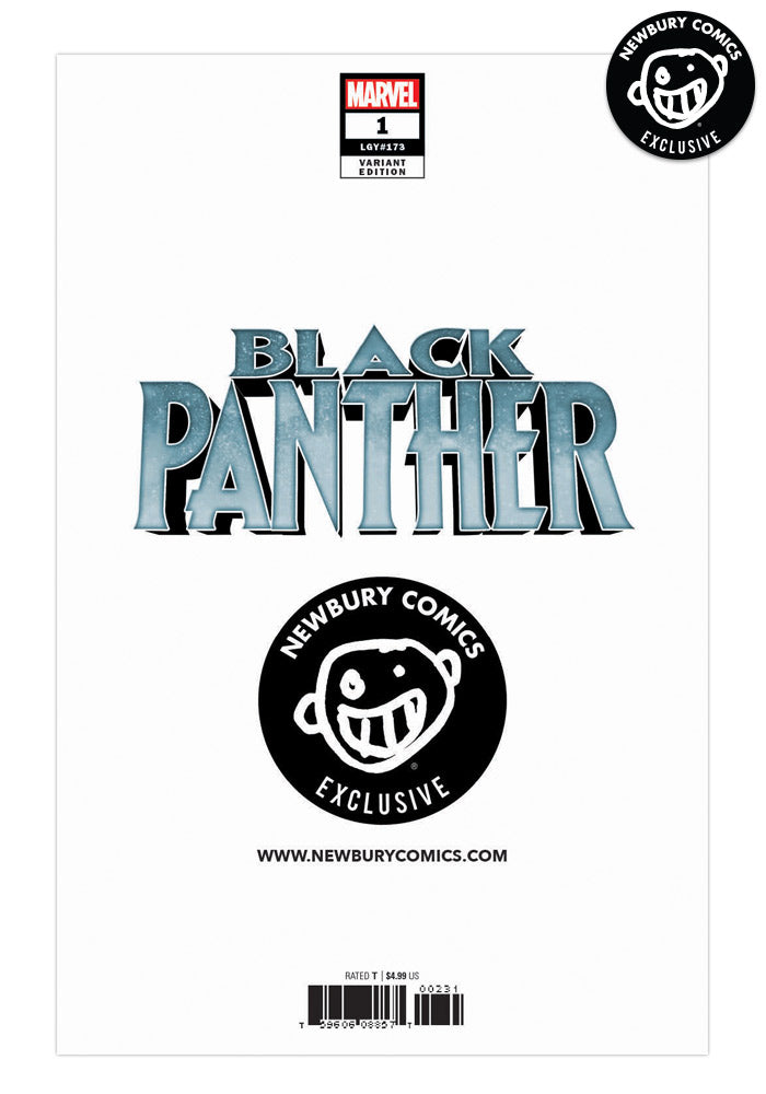MARVEL COMICS Black Panther #1 Olivier Vatine Exclusive Variant Comic