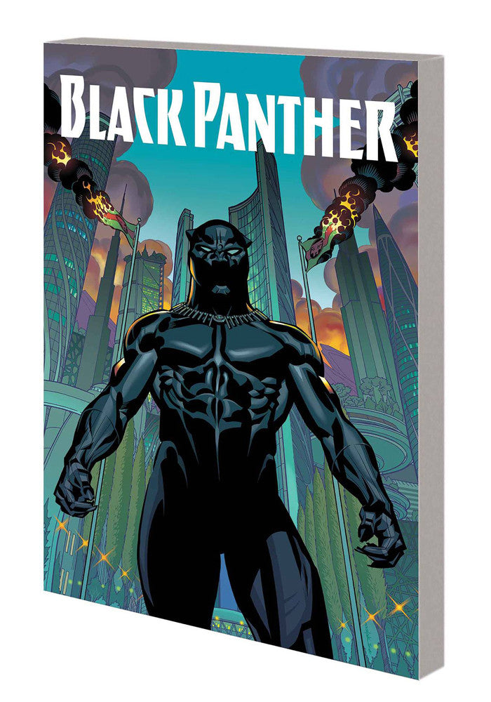 MARVEL COMICS Black Panther Book 1: Nation Under Our Feet Graphic Novel