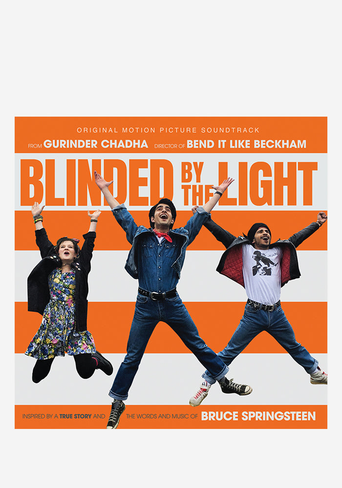 VARIOUS ARTISTS Soundtrack - Blinded By The Light 2LP