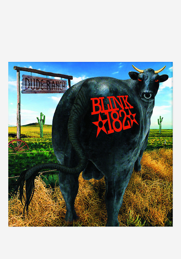 BLINK 182 Dude Ranch LP (Color)