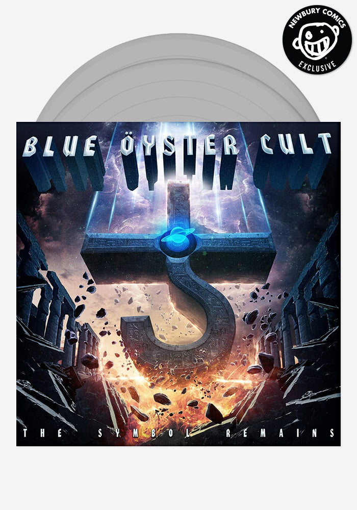 BLUE OYSTER CULT The Symbol Remains Exclusive 2LP