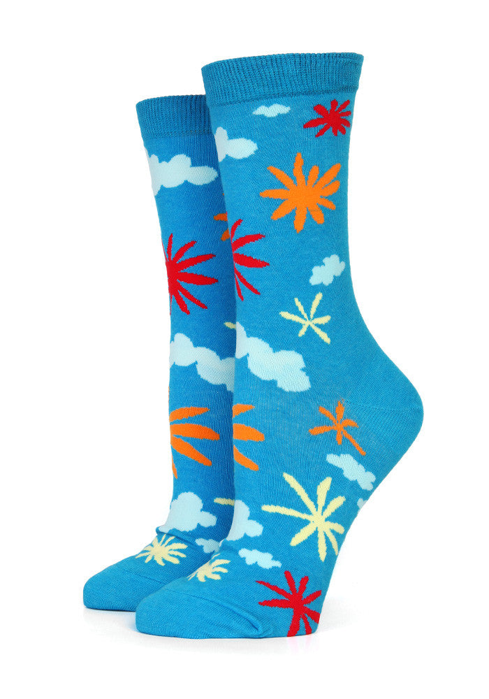 BLUE Q Carpe The Fuck Out Of This Diem Socks