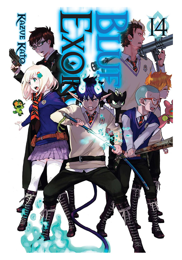 VIZ MEDIA Blue Exorcist Vol. 14 Manga