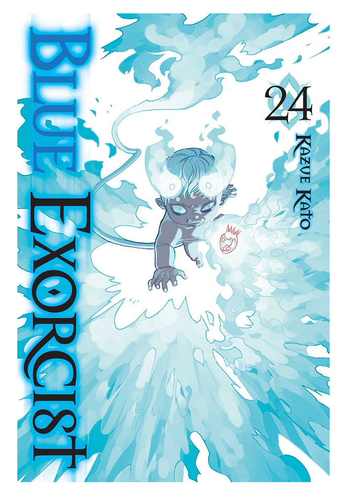 VIZ MEDIA Blue Exorcist Vol. 24 Manga