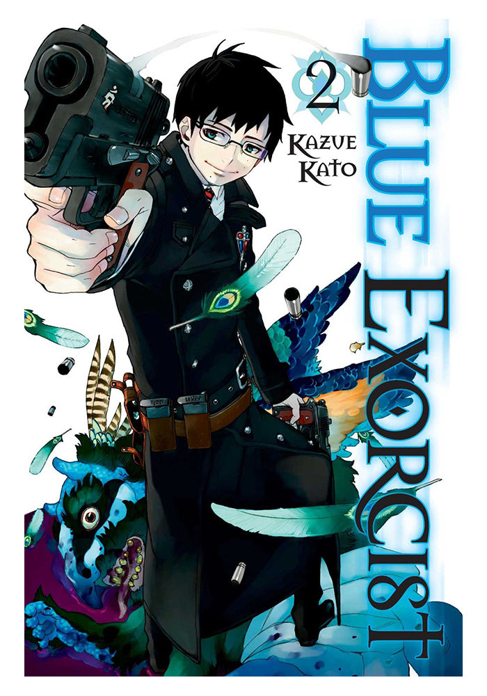VIZ MEDIA Blue Exorcist Vol. 2 Manga