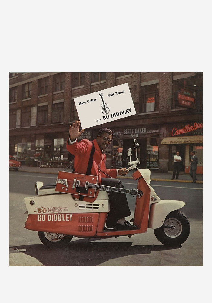 BO DIDDLEY Have Guitar Will Travel LP