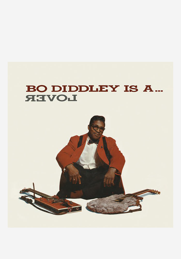 BO DIDDLEY Is A Lover LP