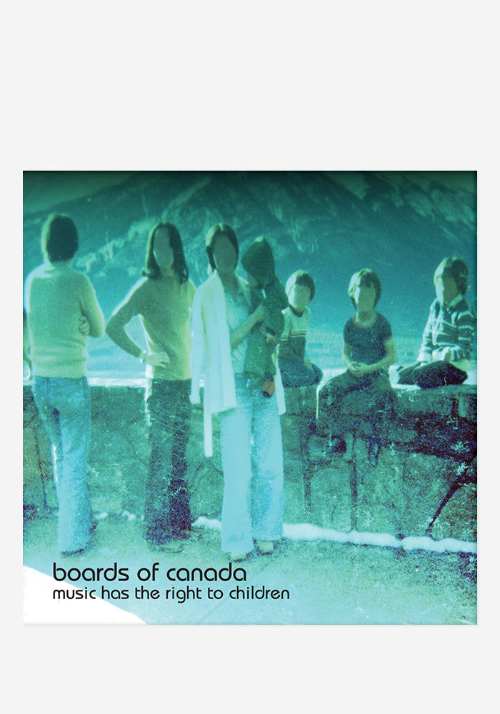 Boards Of Canada Music Has The Right To Children 2 Lp