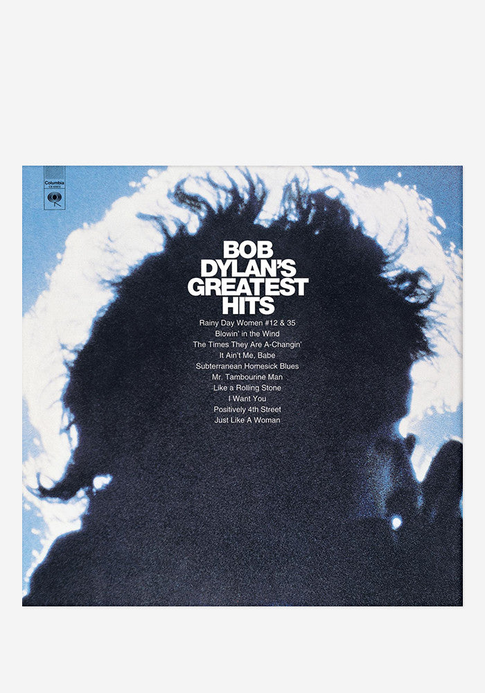 BOB DYLAN Bob Dylan's Greatest Hits LP