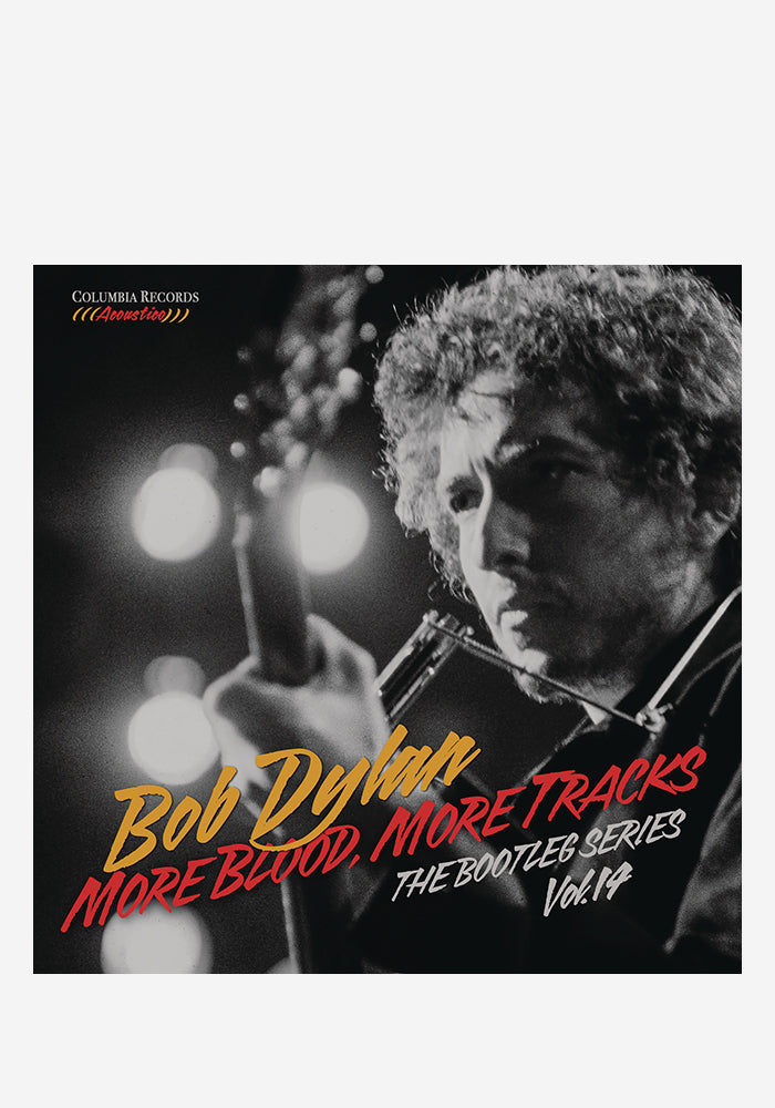 BOB DYLAN More Blood, More Tracks: The Bootleg Series Vol 14 2LP