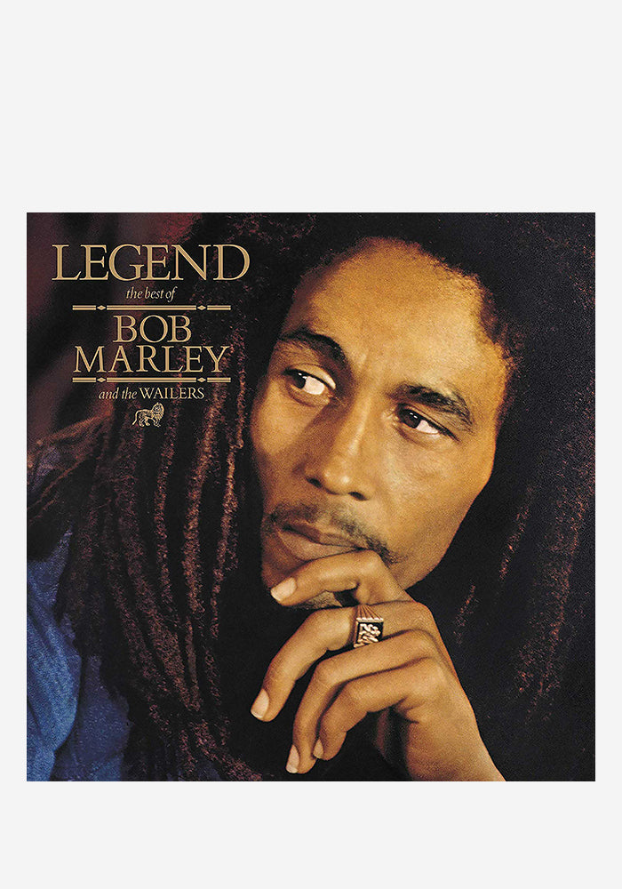 BOB MARLEY Legend: The Best Of Bob Marley And The Wailers (35th Anniversary Edition) 2LP