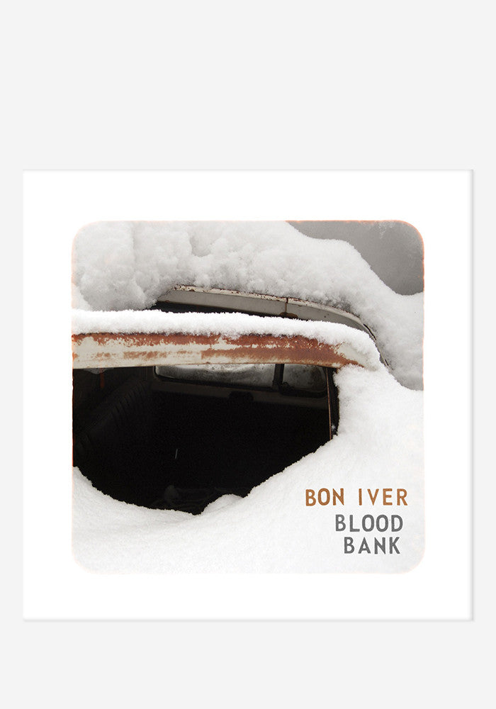 BON IVER Blood Bank EP