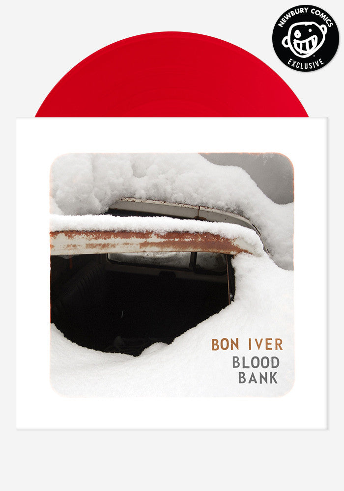 BON IVER Blood Bank Exclusive EP