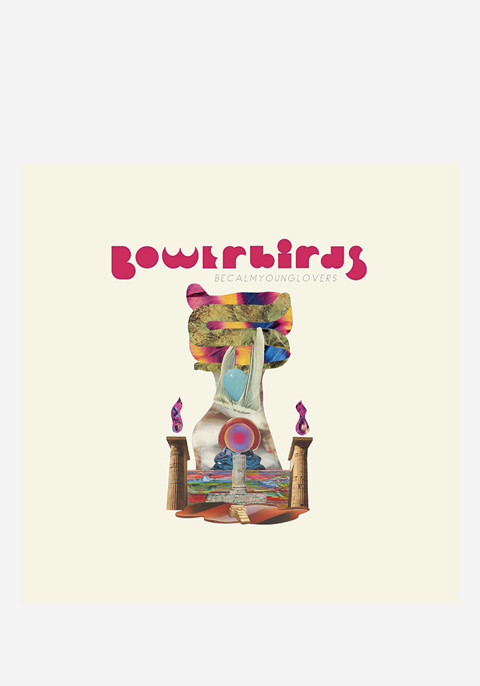 BOWERBIRDS becalmyounglovers LP
