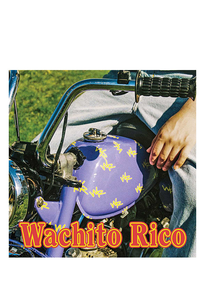 BOY PABLO Wachito Rico CD (Autographed)