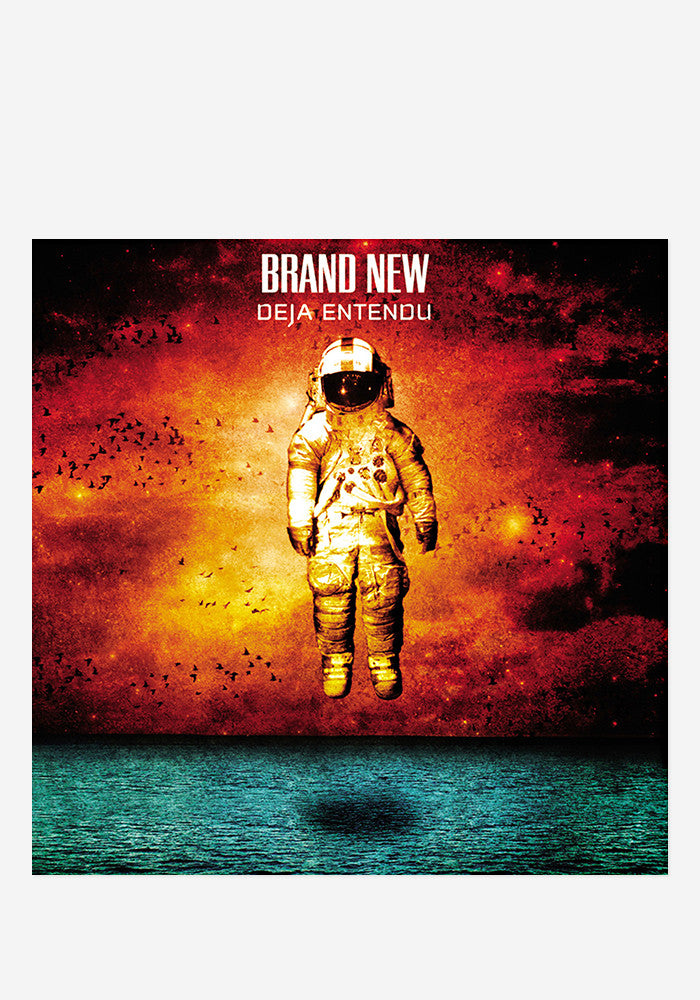 BRAND NEW Deja Entendu 2-LP
