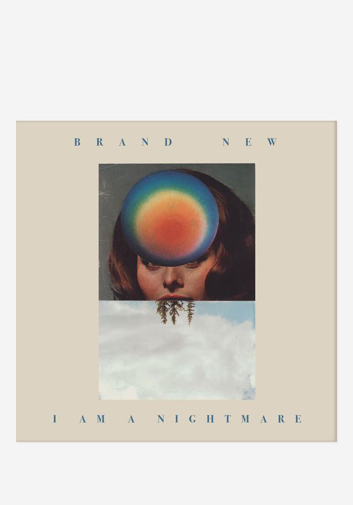 "BRAND NEW I Am A Nightmare 12"" Single"
