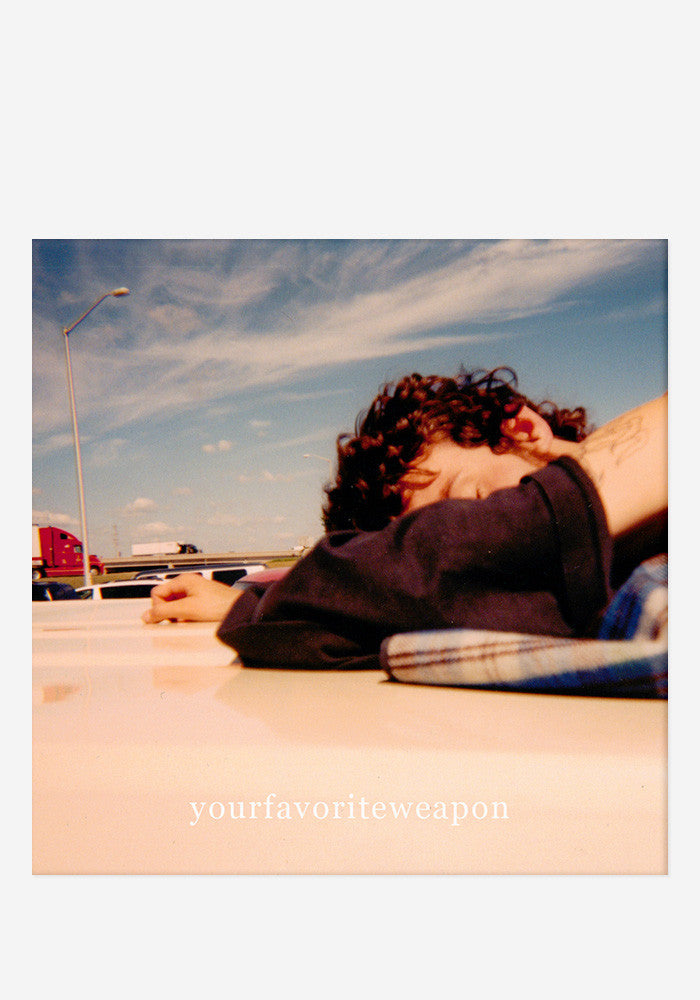 BRAND NEW Your Favorite Weapon LP