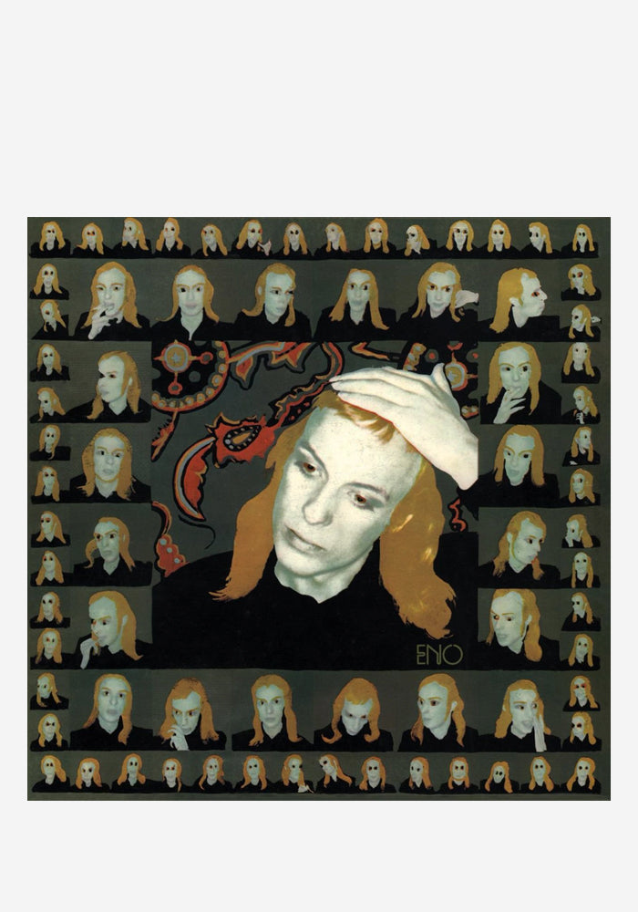 BRIAN ENO Taking Tiger Mountain (By Strategy) LP