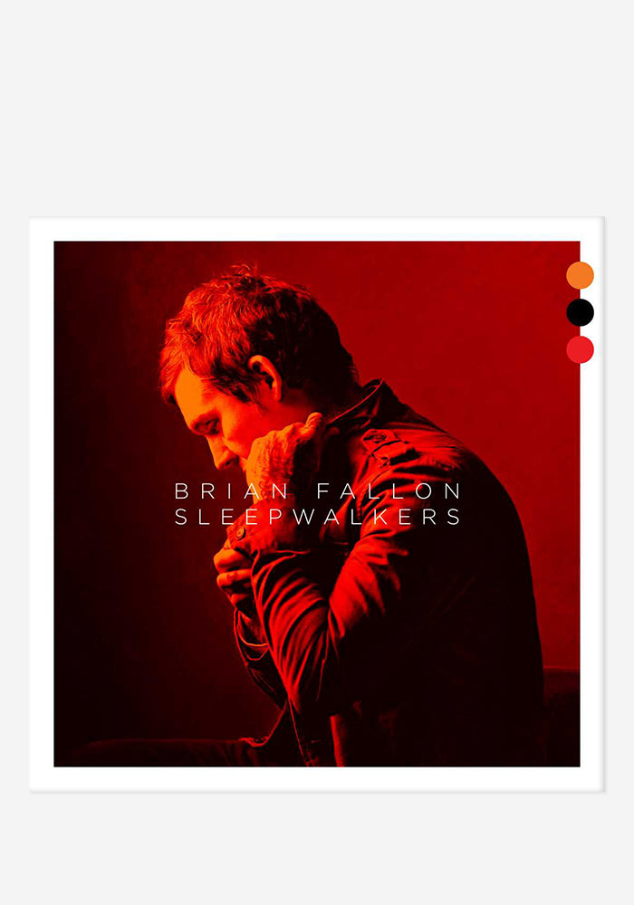 BRIAN FALLON Sleepwalkers With Autographed CD Booklet
