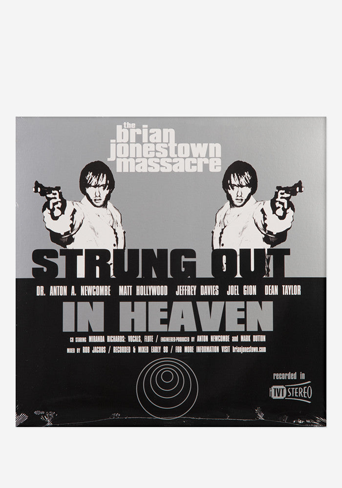 BRIAN JONESTOWN MASSACRE Strung Out In Heaven LP