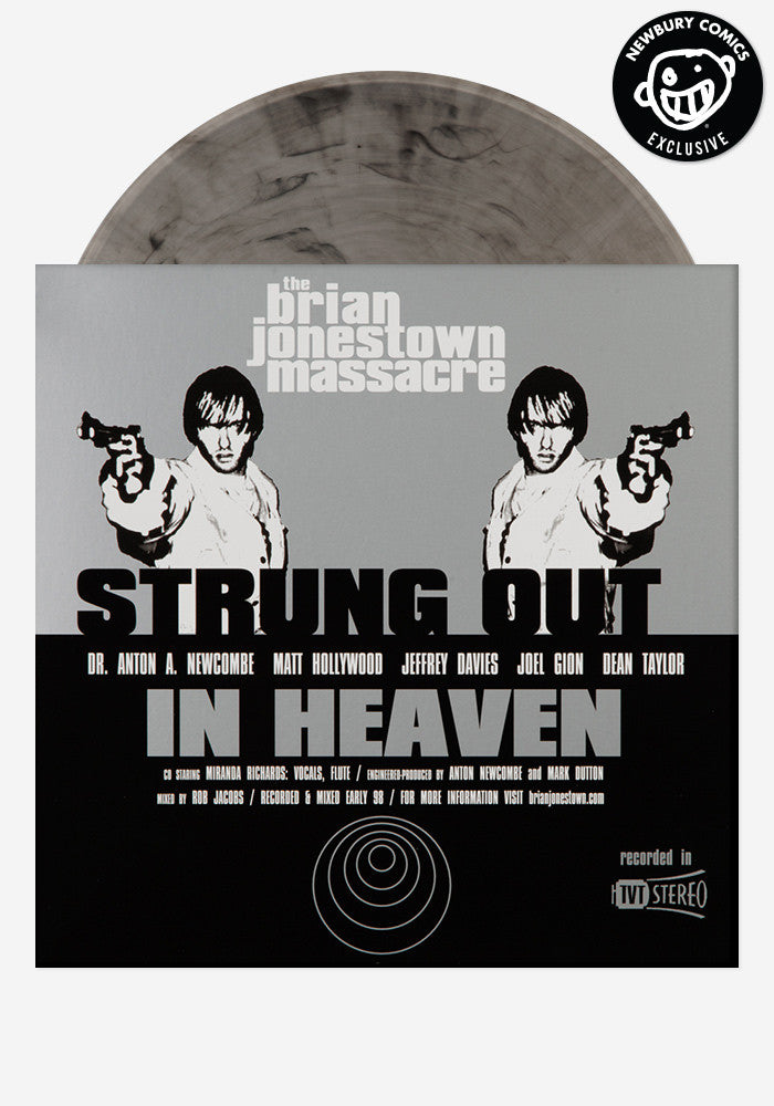 BRIAN JONESTOWN MASSACRE Strung Out In Heaven Exclusive LP