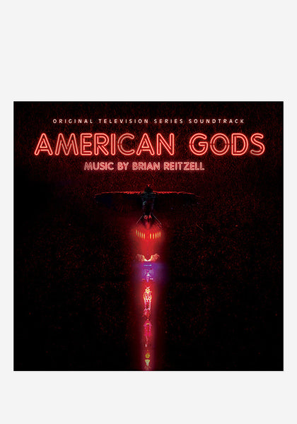 Soundtrack - American Gods With Autographed CD Booklet