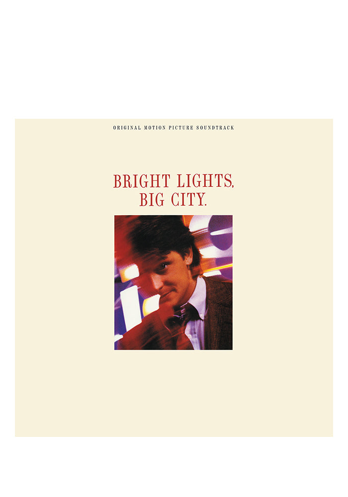 VARIOUS ARTISTS Soundtrack - Bright Lights, Big City LP (Color)