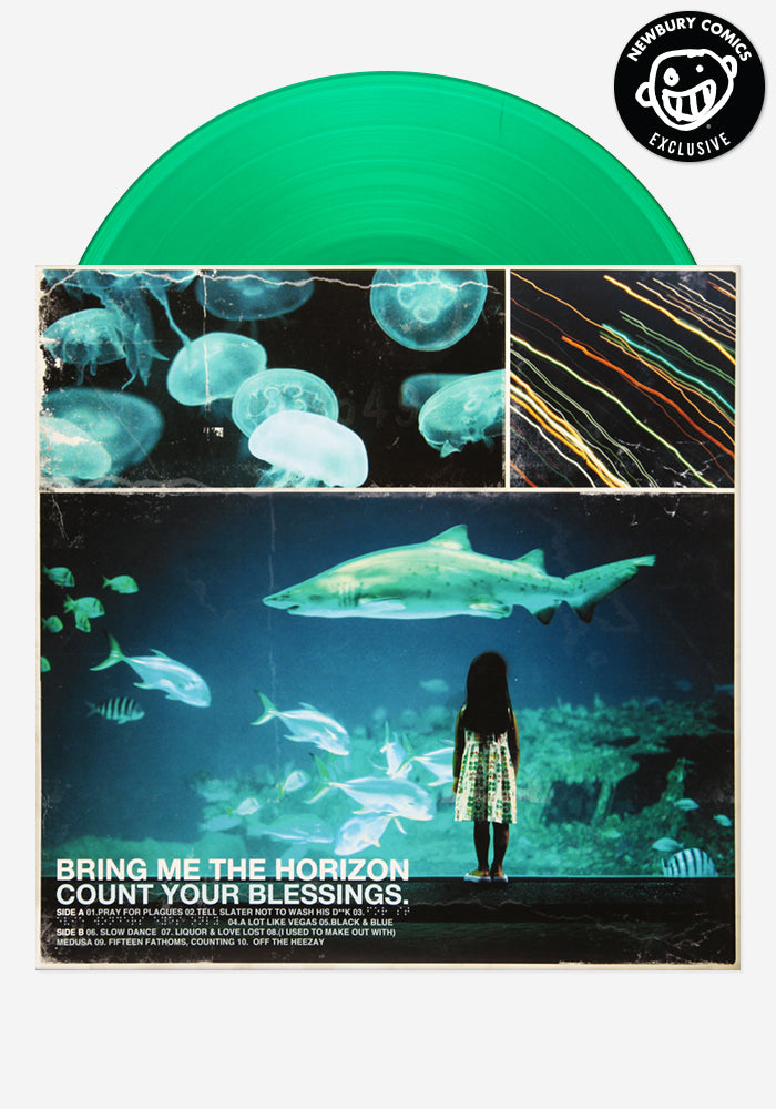 BRING ME THE HORIZON Count Your Blessings Exclusive LP