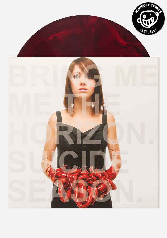 BRING ME THE HORIZON Suicide Season Exclusive LP
