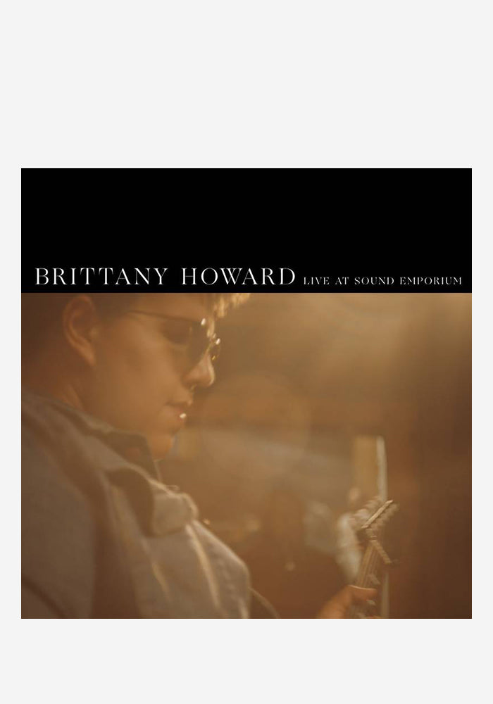 BRITTANY HOWARD Live At Sound Emporium LP