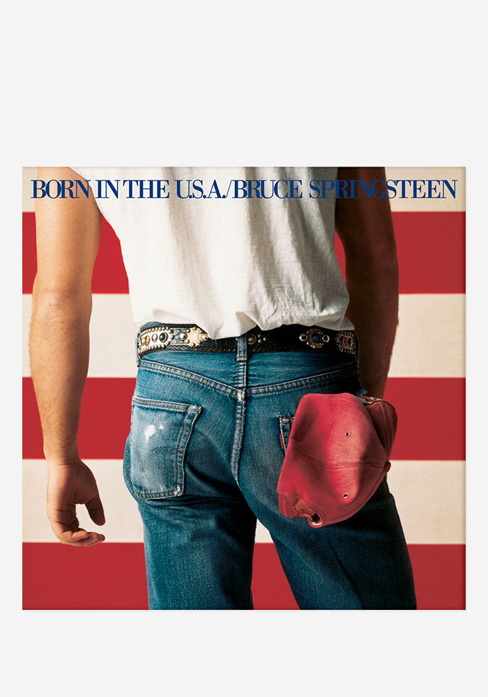 BRUCE SPRINGSTEEN Born In The U.S.A. LP