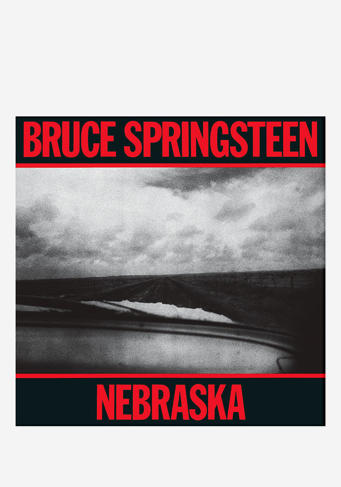 BRUCE SPRINGSTEEN Nebraska  LP