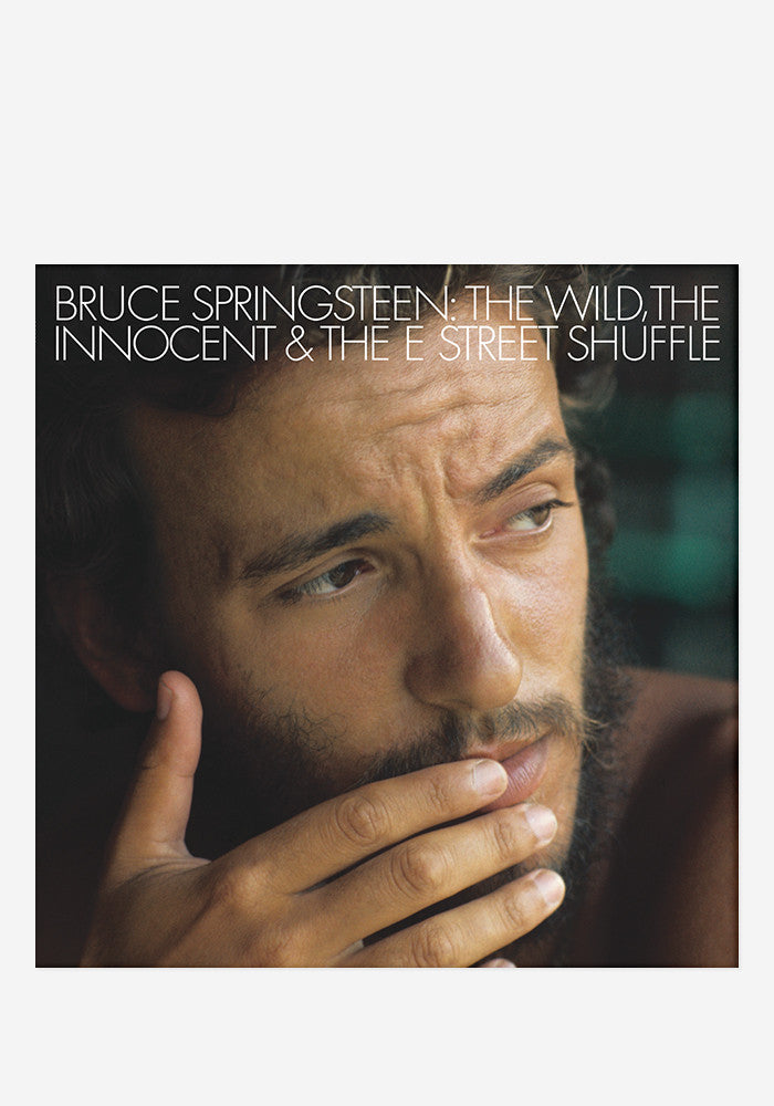 BRUCE SPRINGSTEEN The Wild, The Innocent & The E Street Shuffle LP