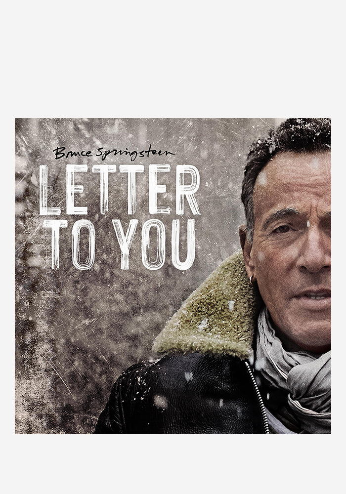 BRUCE SPRINGSTEEN Letter To You 2LP (Color)