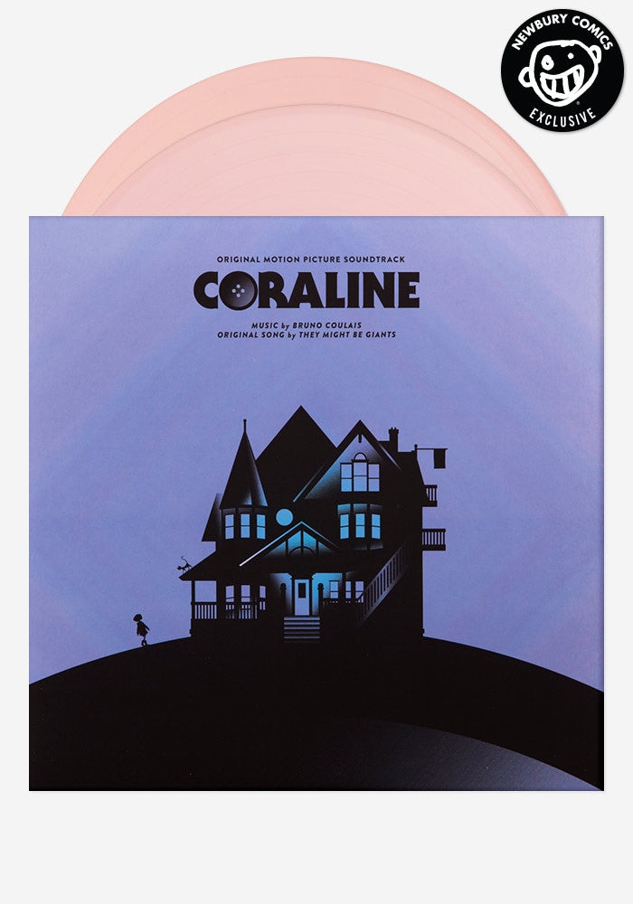 BRUNO COULAIS Soundtrack-Coraline Exclusive 2 LP