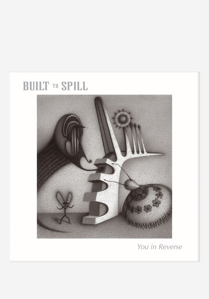 BUILT TO SPILL You In Reverse 2 LP