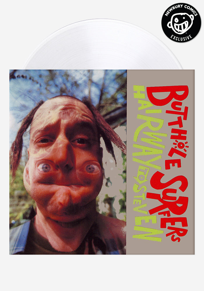 BUTTHOLE SURFERS Hairway To Steven Exclusive LP